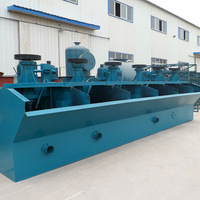 Molybdenum Flotation Machine