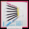 3 Colors Low Price Ballpoint Pen with Ink Disappearing