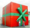 Inflatable Christmas box supplier