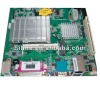 Fanless Industrial Motherboard