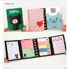 writing notepads for students ,sticky notepad,cardboard writing notepad