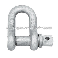 Screw Pin Dee Shackle