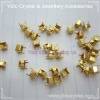 326 PCS PER METER empty SS7 / SS6.5 CHATON empty cup chain