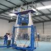 telescopic work platform folding working platform