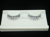 Rhinestone False Eyelashes With Gems