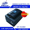 Car Amplifier 2000w for Universal models