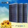240W Poly crystalline solar panel, PV module, for solar power plant with TUV, IEC, CE, CEC certified