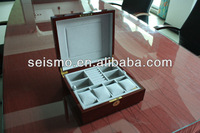Jewelry wooden box
