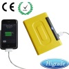 5V 2400mAh Mobile Solar Charger Iphone 4 and Iphone 4s Charged