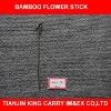 balck bamboo flower stick