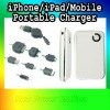 Backup battery for Ipad&Iphone&Ipod &PSP P1000