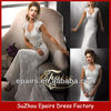 WND13 Romance and comfort Lace sparkling beaded sweetheart wedding dress