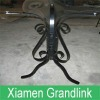 Wrought Iron Table Leg