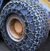 wheel loader protection chain