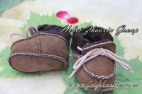 Baby Genuine sheepskin Boots