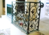 wrought iron rail