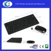 Hot 2.4G Wireless Keyboard And Mouse Combo
