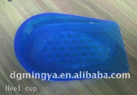 Silicone heel cups