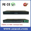 16 channel passive video balun STT-1600