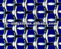 various stainless steel crimped wire mesh