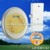 Electronic push button cabinet locks