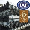 API 5L hot dip galvanized steel tube with thread and coupling