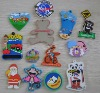 silicone badges for Christmas promotion gifts