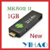 2012 Best Android TV box Mk802II Anroid 4.0 Allwinner A10 1G RAM 4G ROM HDMI