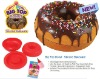 Big Top Donut Silicone Bakeware Set