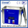 Ultrasonic Cleaner for mobile phone with Degas LCD DR-LD30 3L Stainless steel Derui
