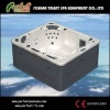 Advanced environmental outdoor spa/ massage whirlpool