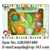 play house toys vegetables and fruits toys