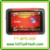 2.8 inch mp5 game player, model FT-MP5-009