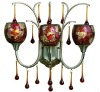wall lamp with mosaic glass shade MB0015-3
