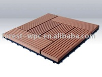 2012 Fire-resistant water proof and environmental protection wpc DIY decking
