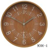 Wood Wall Clock 9006
