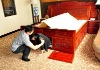 Wooden Antique Bed( Anti-earthquake)