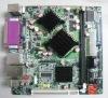 Fanless Thin Client MINI PC W04ED with 8G SSD ATOM N270 MINI-ITX board