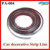4M 3D Car Trim Line Exterior Decorative Car Sticker Line