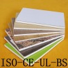Magnesium board --white uv panel