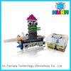 With IR sensors plastic block educational diy toys