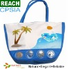 Colorful Tote Beach Canvas Bag