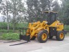 small diesel forklift wheel loader 1.6ton with CE