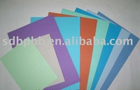 Hot color paper for Christmas Gift wrapping paper