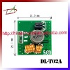 25mW transmission power RF transmitter module