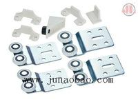 side hanging sliding door roller for sliding door with metal and bearing