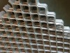 Aluminum alloy wire mesh for window