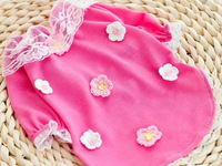 Nice Lace Clothes for Pet Dogs