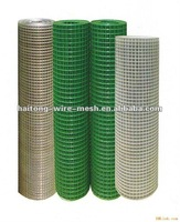 green fenced mesh galvanized wire mesh