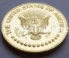 gold custom coin souvenir